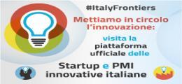 Banner ItalyFrontiers - Vetrina startup